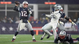 Patriots Practice Notes: New England Missing Another Offensive Starter