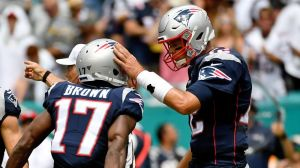 Antonio Brown Shares Heartfelt Message For 'Big Bro' Tom Brady On Instagram