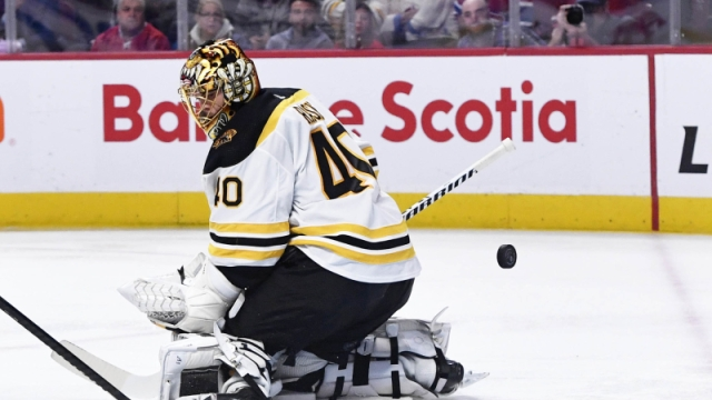 Bruins Fall In ESPN's NHL Power Rankings Amid Surprising Rough Patch