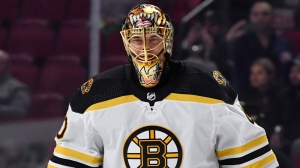 Tuukka Rask Returned From Injury Friday Night Perfectly In Win Vs. Jets