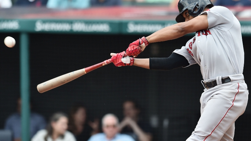 ESPN Counts Red Sox Star Among ('Way-Too-Early') 2020 AL MVP Favorites