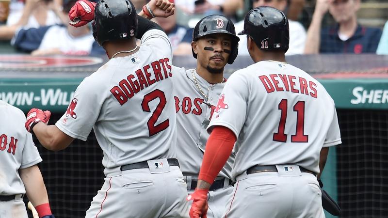 Xander Bogaerts Highest Finisher Among Four Red Sox Stars In AL MVP Voting