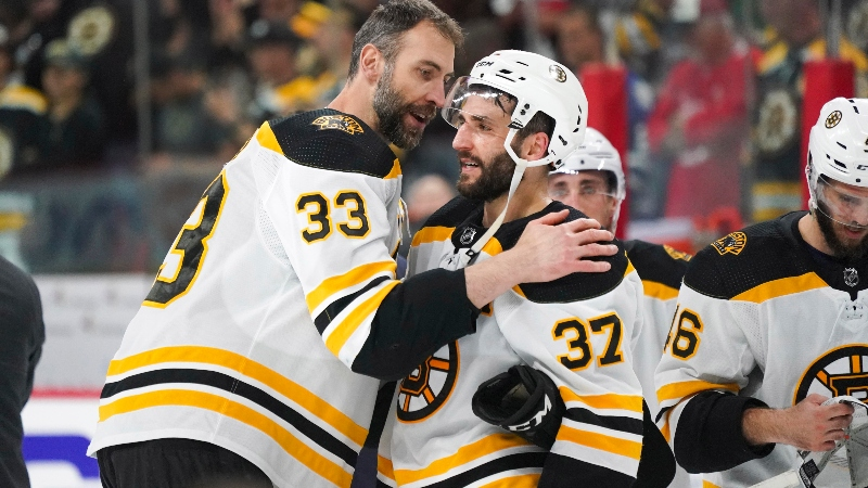 Two Bruins Listed Among NHL Players 'Destined' For Hockey Hall Of Fame
