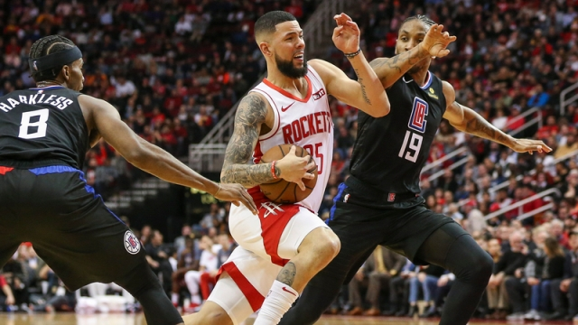 Nissan Social Drive: Austin Rivers Has Great Response To Spat With Dad