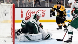 Brad Marchand Continues Stellar Offensive Play With Goal No. 16 Vs. Wild