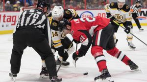 Bruins Wrap: Boston Extends Win Streak To Five Games With 2-1 Win Vs. Senators