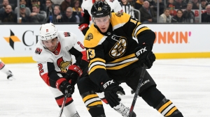 Bruins Get Contributions From Top To Bottom In 5-2 Win Over Senators