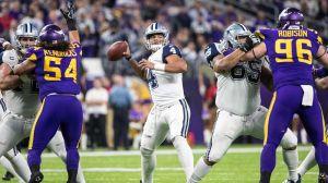 Cowboys-Vikings Live Stream: Watch NFL Week 10 Game Online