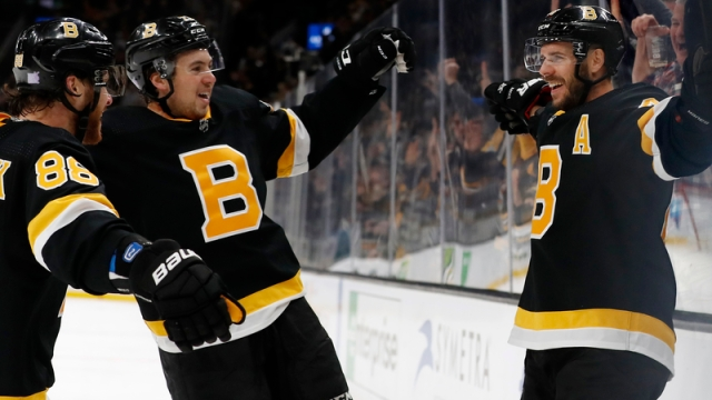 Bruins Notes: David Krejci Bluntly Breaks Down OT Winner Vs. Rangers