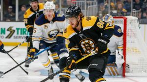 Bruins Notes: David Pastrnak Joins Elite Company With 20th Goal Of Season
