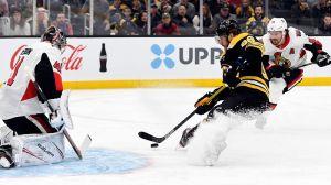 Bruins Wrap: Boston Beats Senators 5-2 Behind Three-Goal Third Period