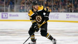 David Pastrnak Passes Barry Pederson For Most Points Before Age 24 For Bruins