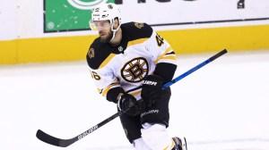 David Krejci Continues Recent Hot Streak In Bruins' Win vs. Maple Leafs