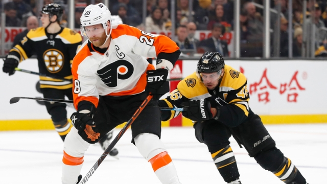 Bruce Cassidy Attributes Spacing To Bruins' Improved Third Period Vs. Flyers
