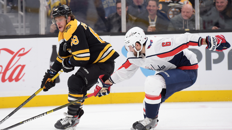 Bruins' Bruce Cassidy Pleased With Squad's Effort Saturday, Despite Loss