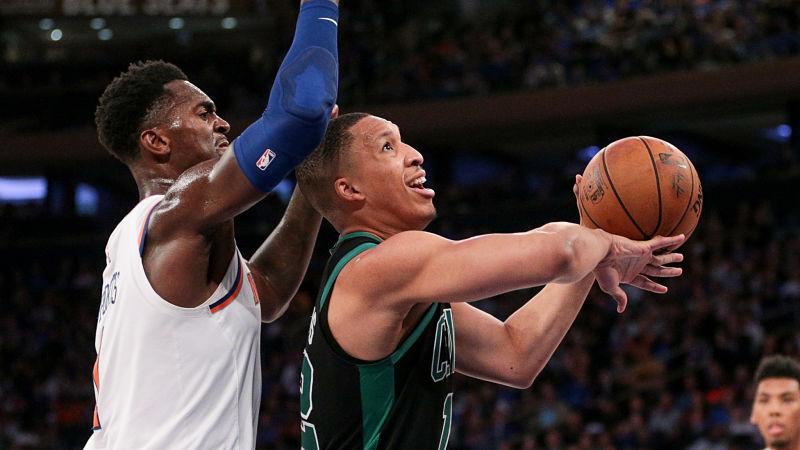 Why Celtics' Grant Williams Reminds Brad Stevens Of Marcus Smart