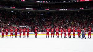 Hurricanes Share Special Message With Bruins On World Kindness Day