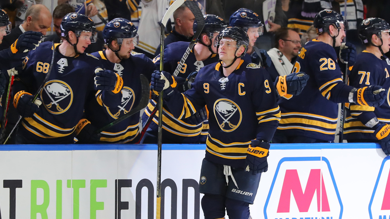 These Stats Show How Badly Sabres Have Struggled Entering Contest With Bruins