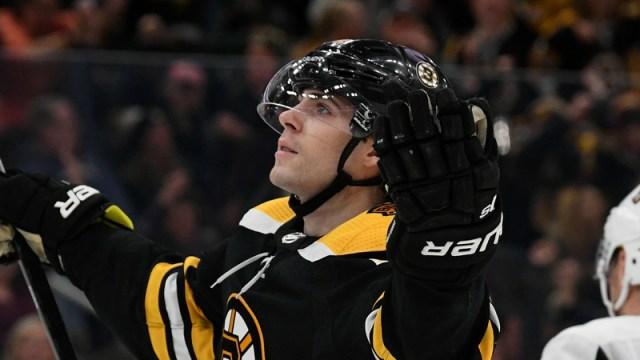 Jake DeBrusk Extends Bruins' Lead Over Senators After Solid Line Change
