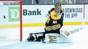 Bruins Notes: Jaroslav Halak's Teammates Bemoan Spoiling Goalie's Stellar Game