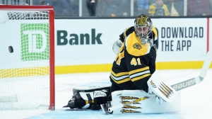 Bruins' Shootout Struggles Continue In Squad's Tough Loss Vs. Capitals