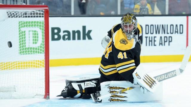 Bruins' Shootout Struggles Continue In Squad's Tough Loss Vs. Capitals
