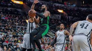 Celtics Wrap: Boston Wins Seventh Straight, Cruises To Victory Vs. Spurs