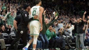 NBA Odds: Celtics' Lines To Win NBA Finals Improve After Hot Start To Season