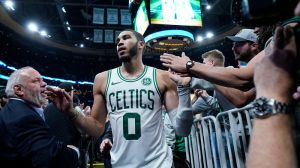 Celtics' Jayson Tatum Says He 'Couldn't Be Happier' With Franchise