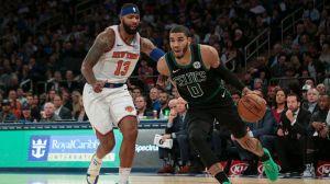 Why Jayson Tatum Said Marcus Morris Is 'Full Of (Expletive)' After Celtics-Knicks
