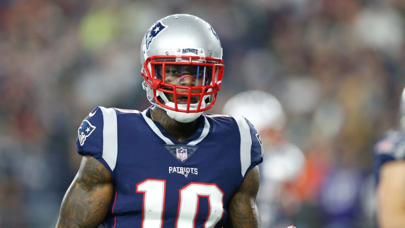 Josh Gordon Reveals Why He Deleted All Patriots Photos From His Instagram