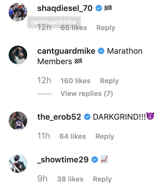 Josh Gordon Instagram