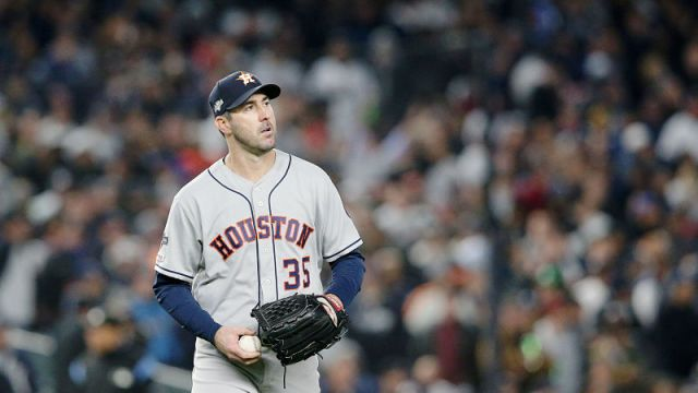 Astros' Justin Verlander, Mets' Jake deGrom Win 2019 Cy Young Awards