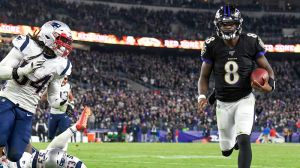 NFL Week 10 Power Rankings: Ravens' Upset Of Patriots Paves Way For New No. 1