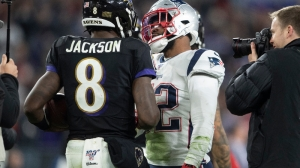 Patriots Stat Forecasts Agony In Potential Rematch Vs. Ravens In NFL Playoffs