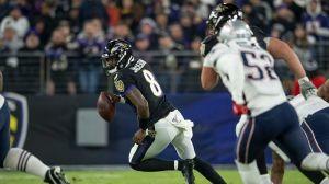 How Ravens' Lamar Jackson Felt About Playing Against Tom Brady