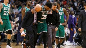Celtics Notes: Here's An Update On Marcus Smart's Right Ankle Injury