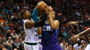 Marcus Smart Fined For Comments Following Celtics' Win Vs. Hornets