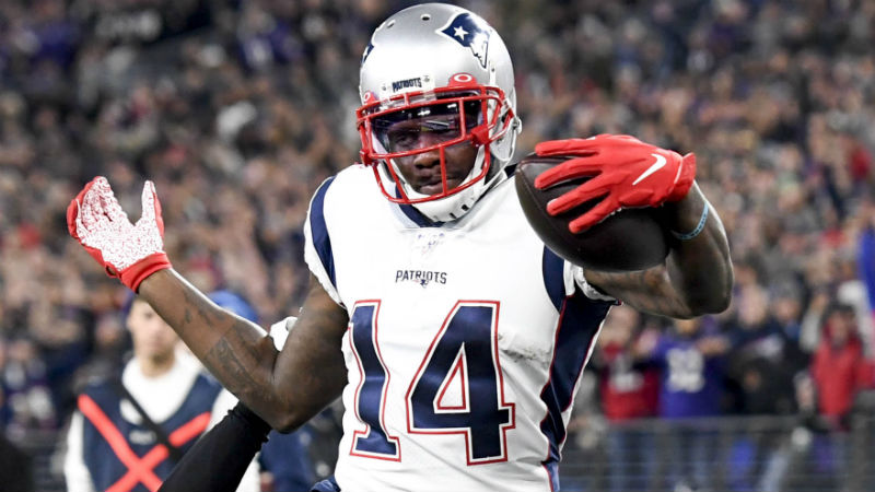 Patriots-Cowboys Inactives Reaction: Mohamed Sanu, Jason McCourty Out