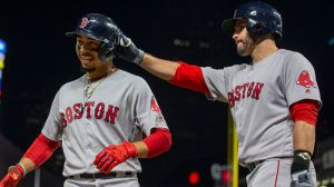 Red Sox Offseason Preview: Mookie Betts Situation Looms, And What About Pitching?