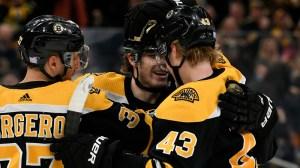 Bruce Cassidy Praises Bruins After 6-4 Comeback Win Against Penguins