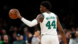 Robert Williams Is Not Fond Of This Type Of Food, Despite Improving Diet