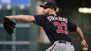 MLB Rumors: Here's Who's In On Stephen Strasburg; When Pitcher Might Sign