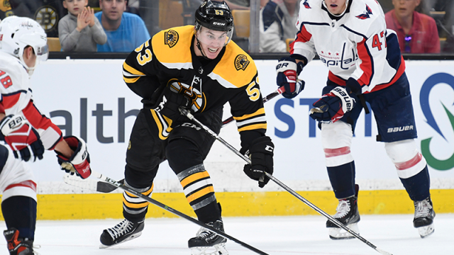 Polarfleece Morning Skate: B's Call Up Cameron Hughes For His NHL Debut