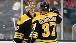 Polarfleece Morning Skate: Patrice Bergeron Is Back In The Lineup