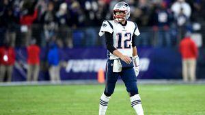 Watch Mic'd-Up Video Of Tom Brady's Pregame Convo With Lamar Jackson