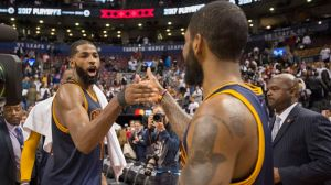 Tristan Thompson Believes Cavaliers Will Retire Kyrie Irving's Number