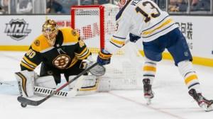 Tuukka Rask Shines Once Again As Bruins Take Down Sabres On Thursday