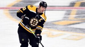Bruins Had Plenty Of Chances In First Period Vs. Flyers, Despite Deficit