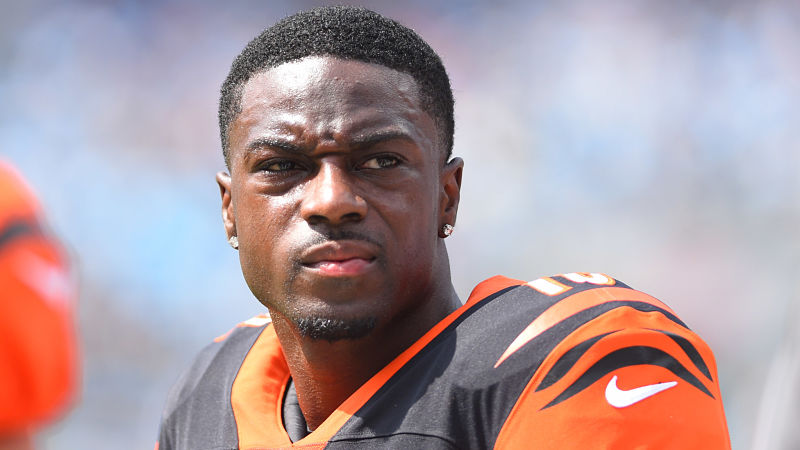ESPN Believes This Team Is Best Fit For Impending Free Agent A.J. Green